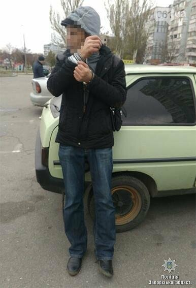 """В Запорожье полиция задержала иностранцев-""""медвежатников"""", - ФОТО, ВИДЕО, фото-4"""