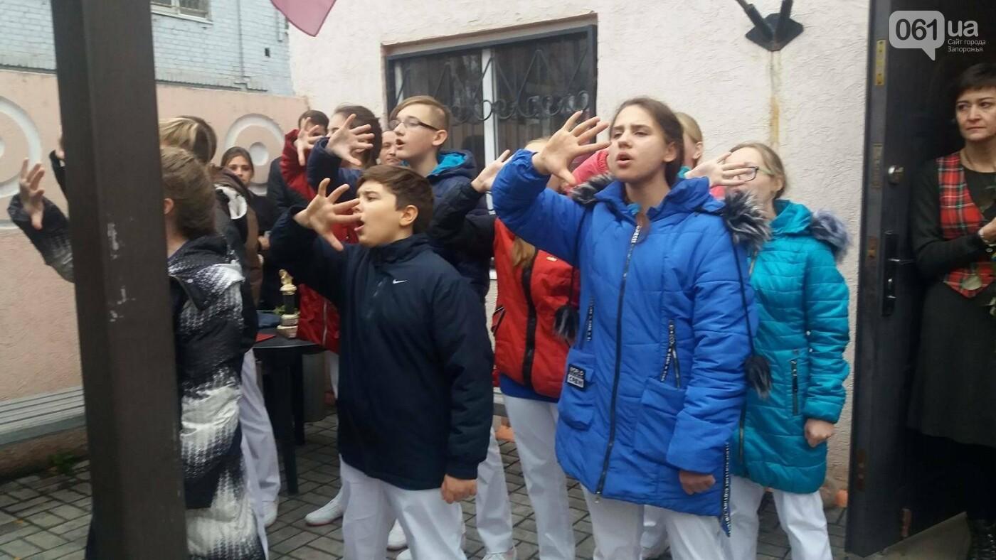 """В Запорожье """"Солдатский привал"""" поздравили со второй годовщиной, - ФОТОРЕПОРТАЖ, фото-5"""
