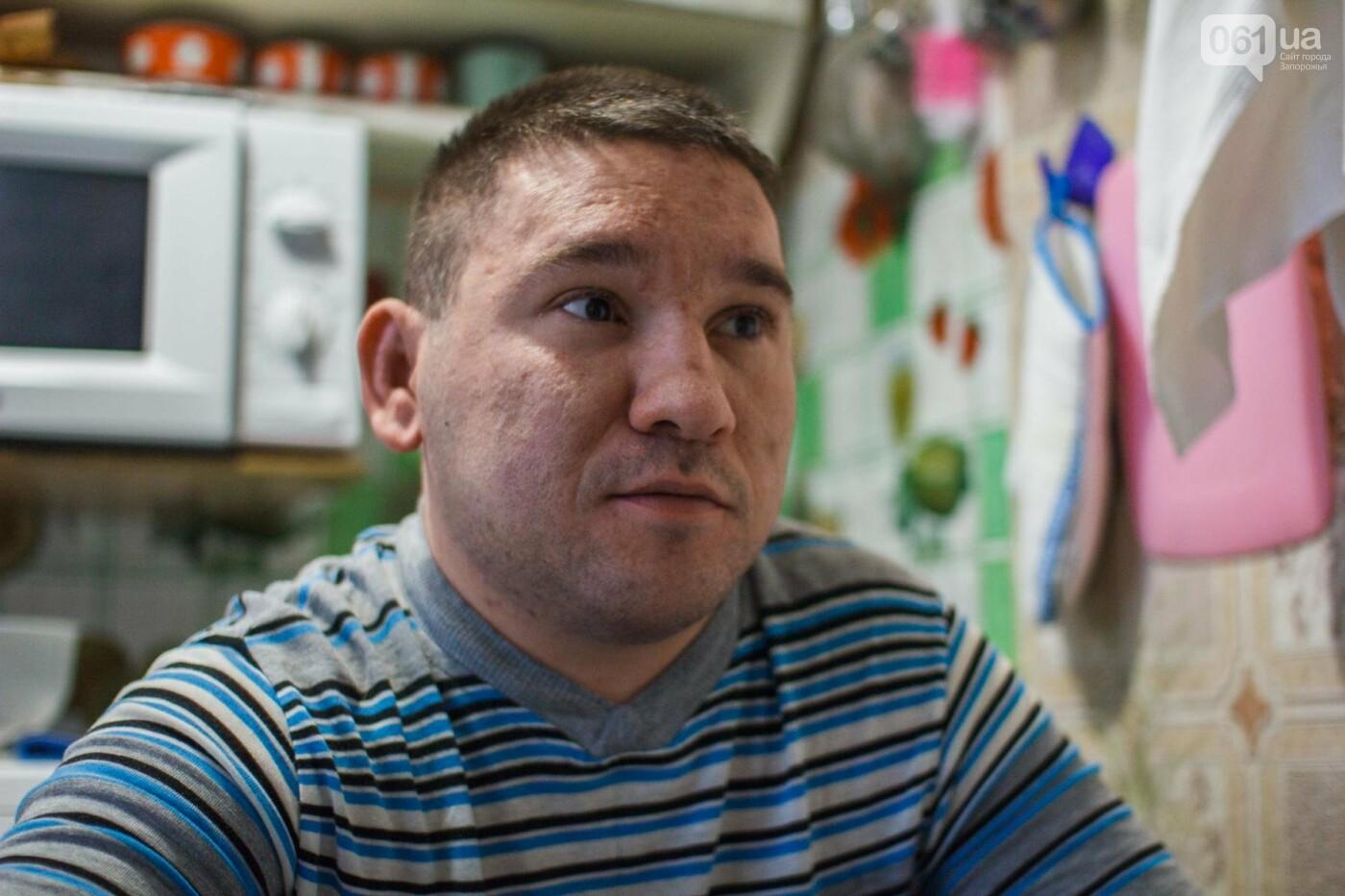 «Я не помню своего лица»: история запорожца, который очень хочет снова видеть, фото-5