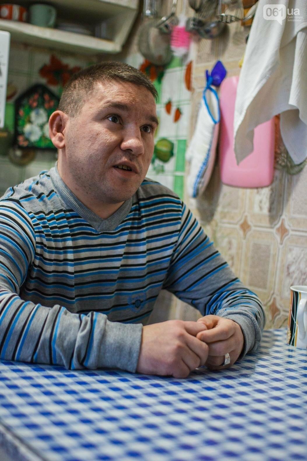 «Я не помню своего лица»: история запорожца, который очень хочет снова видеть, фото-4