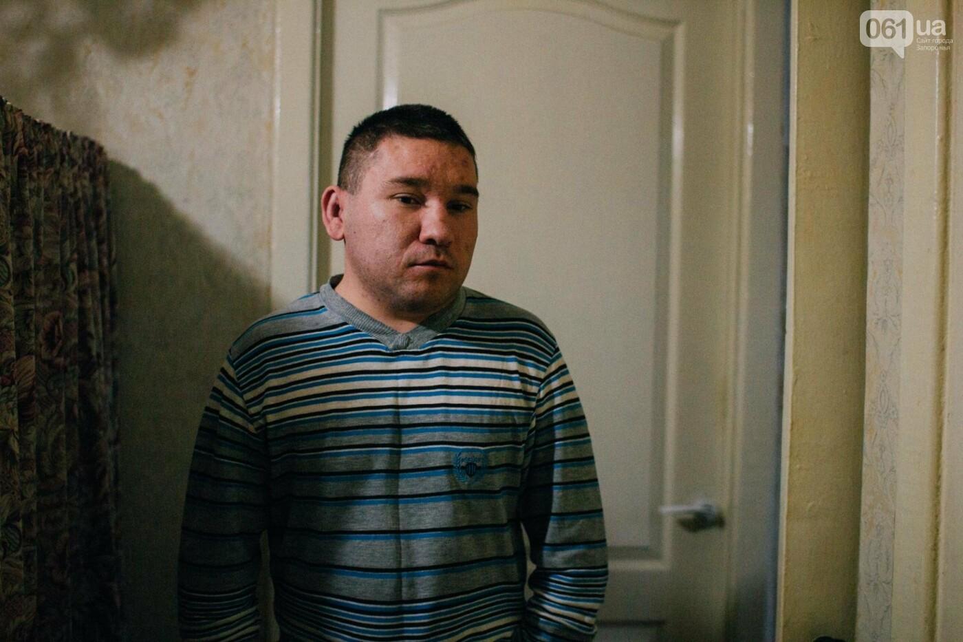 «Я не помню своего лица»: история запорожца, который очень хочет снова видеть, фото-2