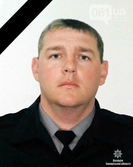 В Запорожье грузовик столкнулся с полицейской машиной: погиб 38-летний капитан полиции, - ФОТО , фото-1