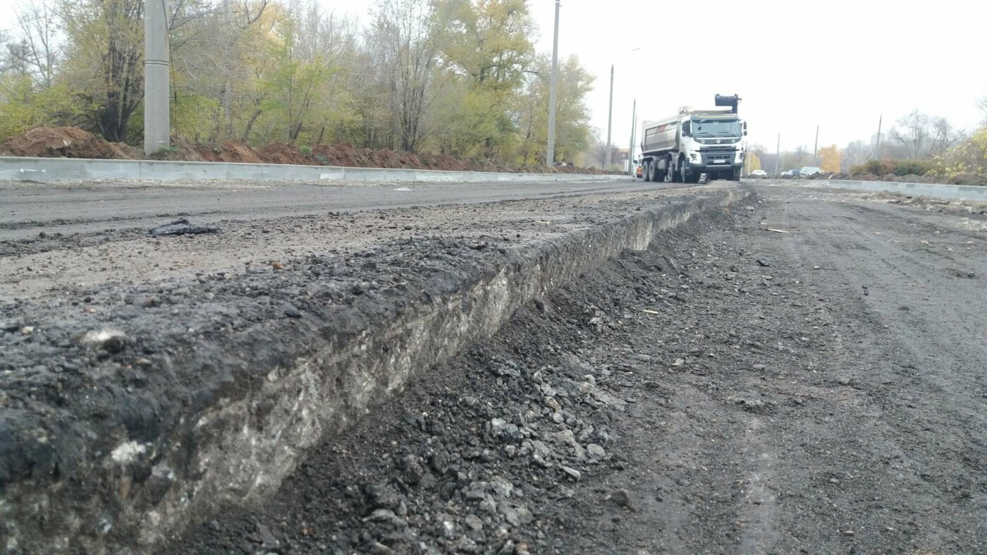 В Запорожье на Набережной открыли движение по отремонтированной дороге: строительные работы продолжаются, — ФОТОРЕПОРТАЖ, фото-8