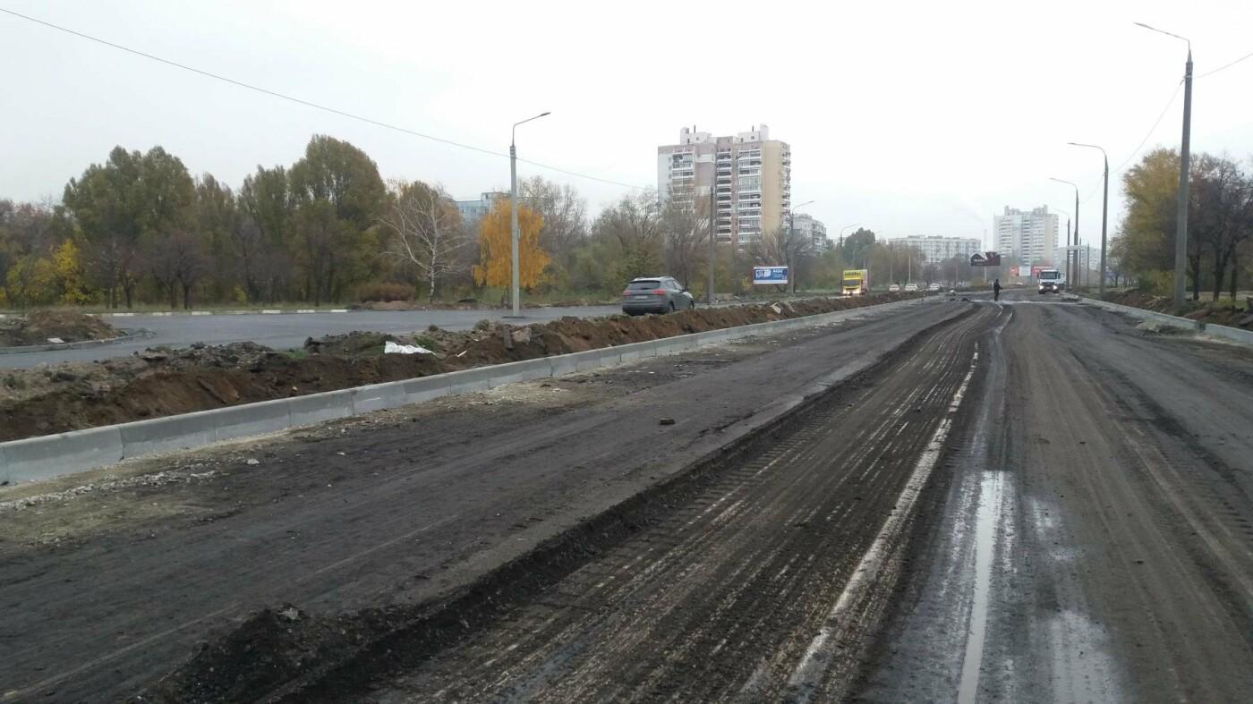 В Запорожье на Набережной открыли движение по отремонтированной дороге: строительные работы продолжаются, — ФОТОРЕПОРТАЖ, фото-4