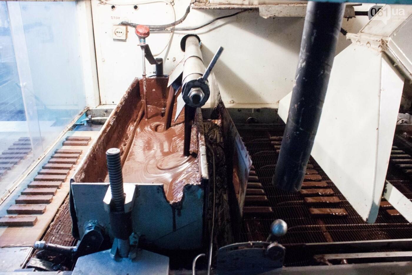 Как в Запорожье делают конфеты: экскурсия на кондитерскую фабрику, – ФОТОРЕПОРТАЖ, фото-6