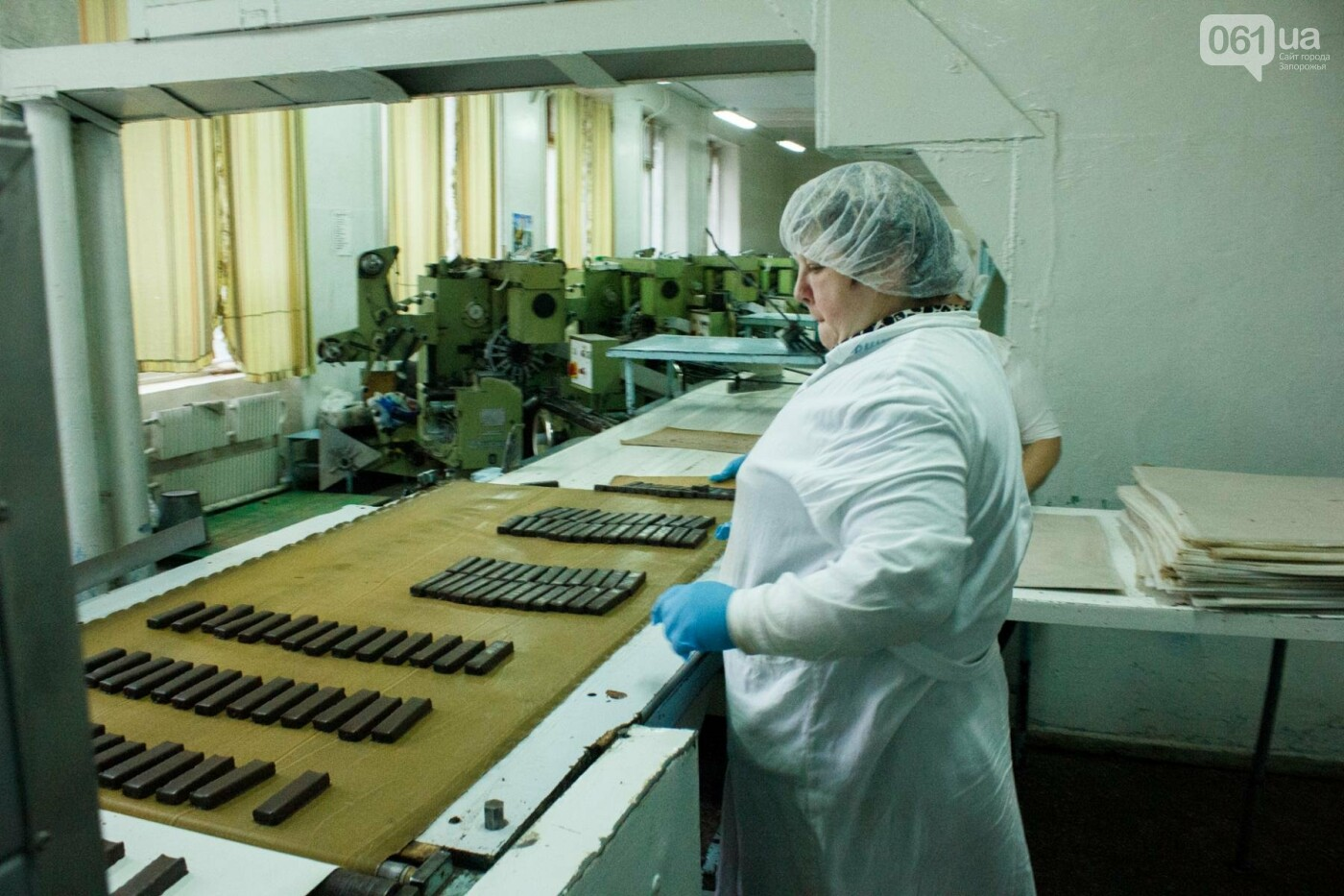 Как в Запорожье делают конфеты: экскурсия на кондитерскую фабрику, – ФОТОРЕПОРТАЖ, фото-8