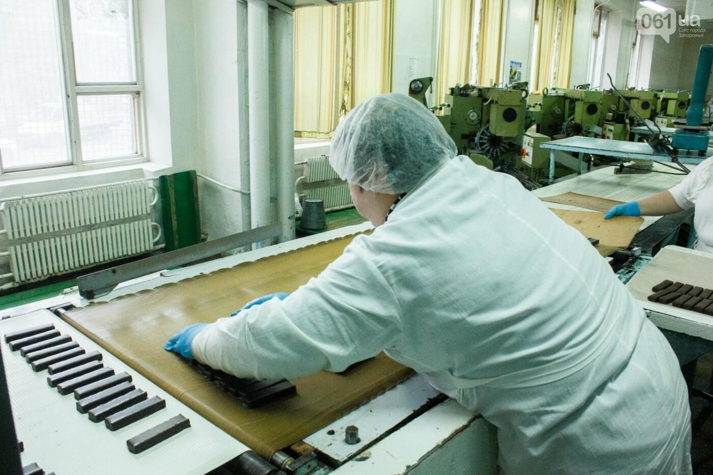 Как в Запорожье делают конфеты: экскурсия на кондитерскую фабрику, – ФОТОРЕПОРТАЖ, фото-10