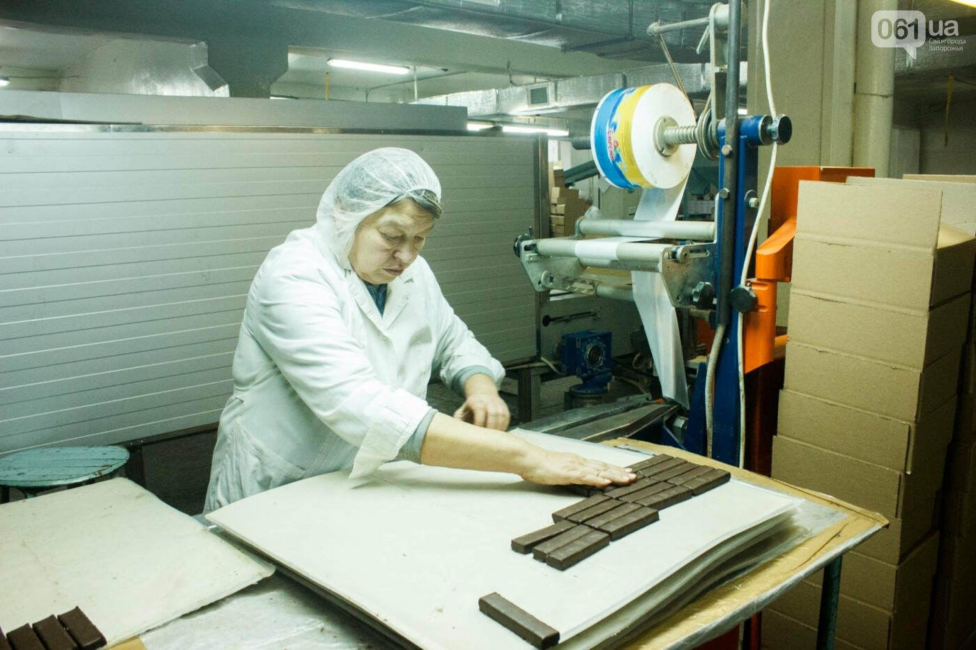 Как в Запорожье делают конфеты: экскурсия на кондитерскую фабрику, – ФОТОРЕПОРТАЖ, фото-12