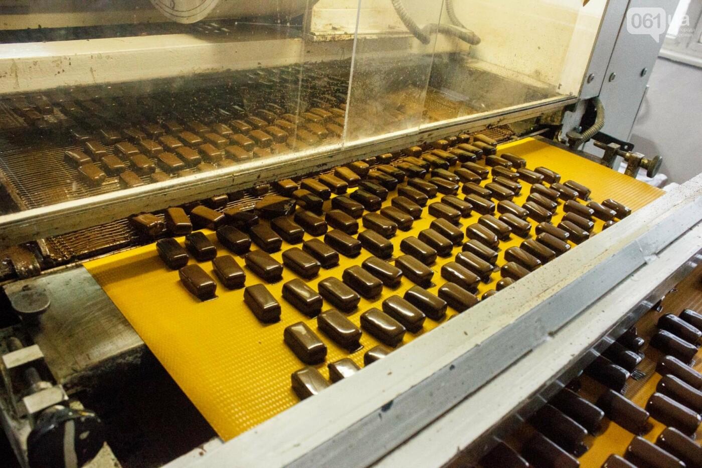 Как в Запорожье делают конфеты: экскурсия на кондитерскую фабрику, – ФОТОРЕПОРТАЖ, фото-25