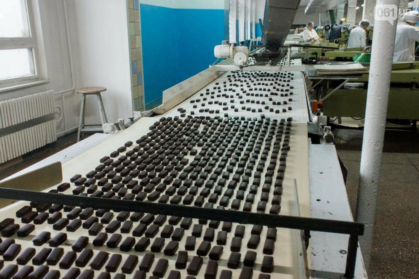 Как в Запорожье делают конфеты: экскурсия на кондитерскую фабрику, – ФОТОРЕПОРТАЖ, фото-27
