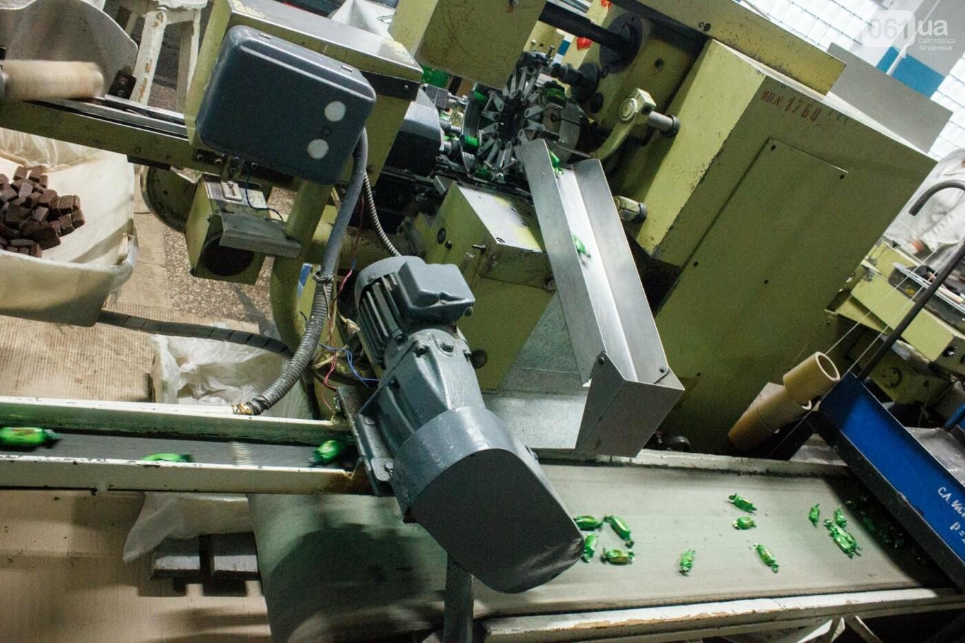 Как в Запорожье делают конфеты: экскурсия на кондитерскую фабрику, – ФОТОРЕПОРТАЖ, фото-31