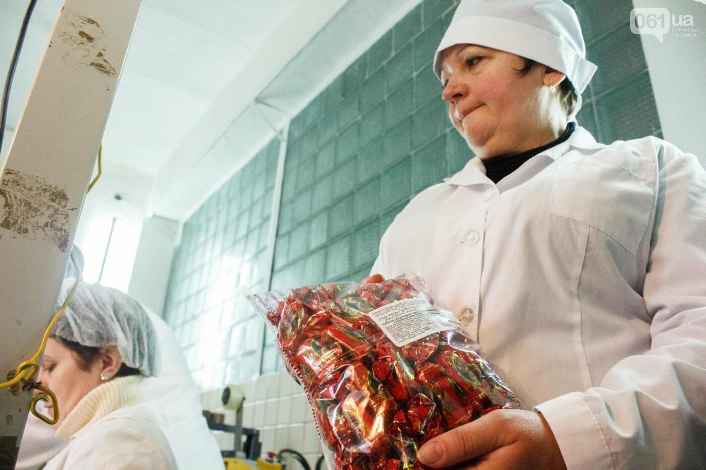 Как в Запорожье делают конфеты: экскурсия на кондитерскую фабрику, – ФОТОРЕПОРТАЖ, фото-37