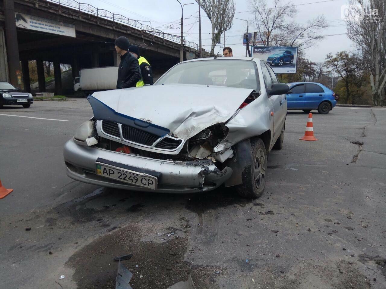 В центре Запорожья в ДТП пострадали два ребенка, - ФОТО, фото-5