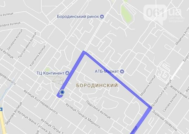 Автобус №18 теперь будет доезжать до Бородинского рынка , фото-1