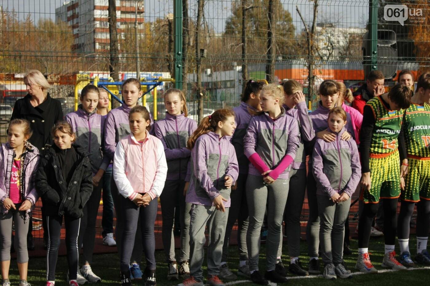 В Бородинском микрорайоне открыли школьный стадион: как это выглядит, - ФОТОРЕПОРТАЖ, фото-4