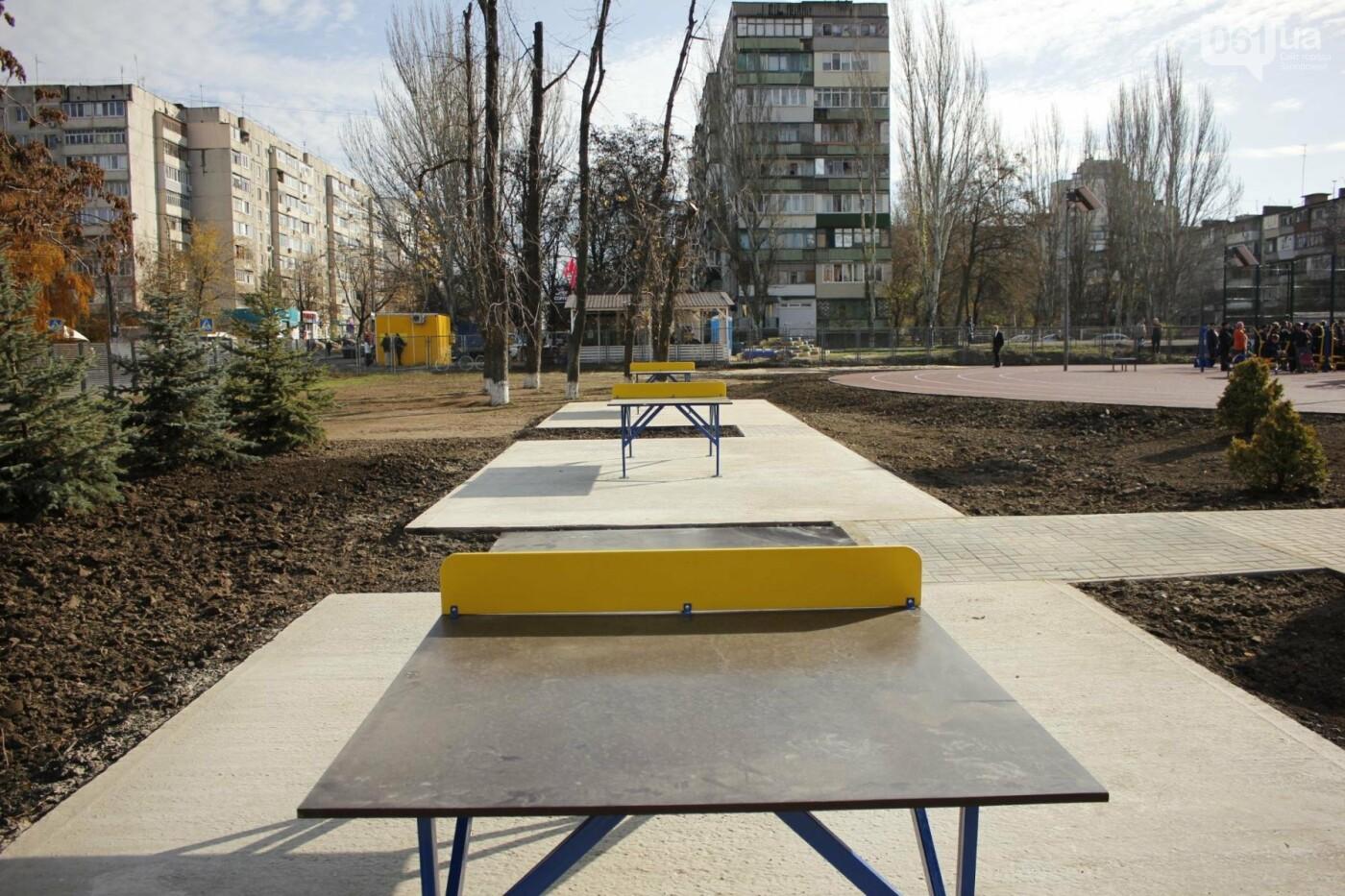 В Бородинском микрорайоне открыли школьный стадион: как это выглядит, - ФОТОРЕПОРТАЖ, фото-14