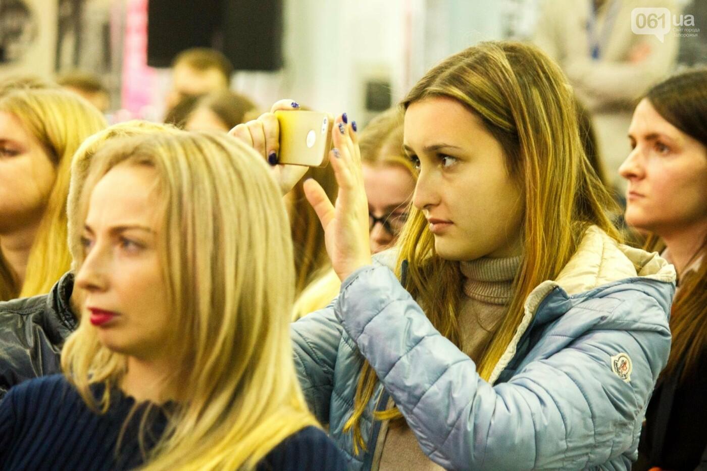 Запорожский Туристический Форум посетила телеведущая Ольга Фреймут, - ФОТОРЕПОРТАЖ, фото-14