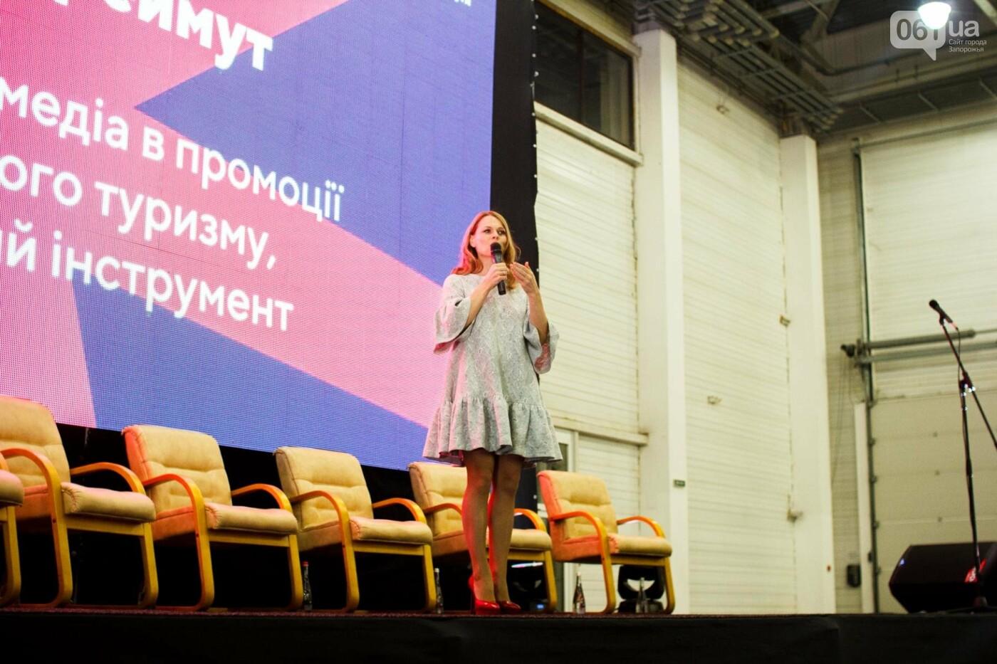 Запорожский Туристический Форум посетила телеведущая Ольга Фреймут, - ФОТОРЕПОРТАЖ, фото-15