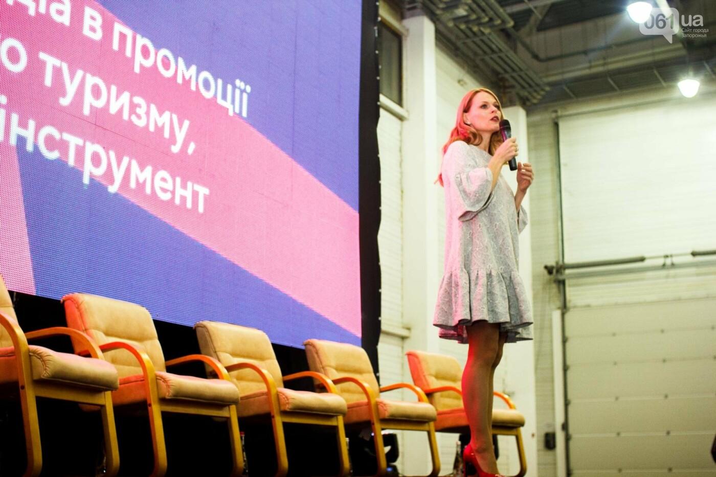 Запорожский Туристический Форум посетила телеведущая Ольга Фреймут, - ФОТОРЕПОРТАЖ, фото-18