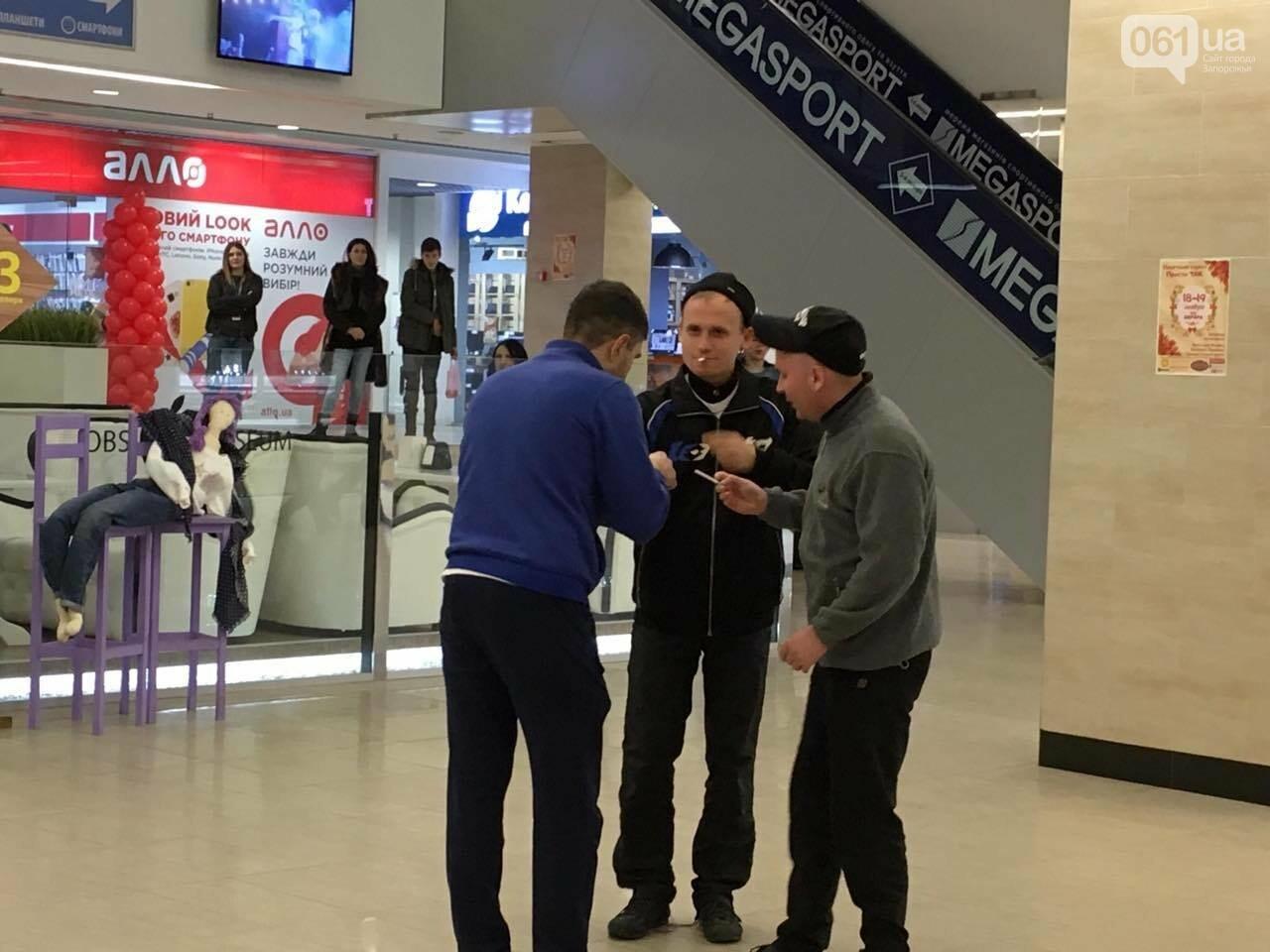 В запорожском торговом центре провели флешмоб против курения, - ФОТО, ВИДЕО, фото-4