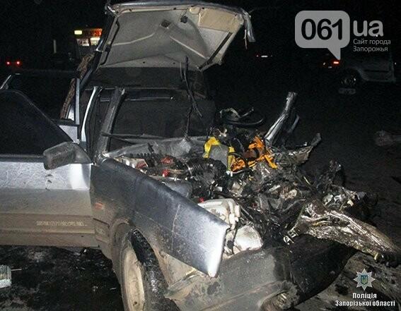 Появились подробности ДТП в Запорожской области, с котором погибли два человека, - ФОТО, фото-2