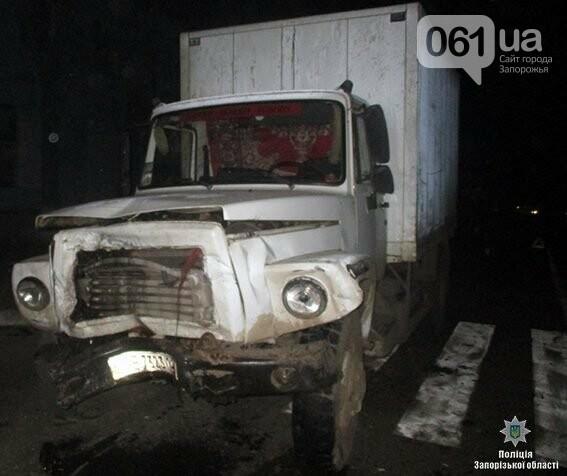 Появились подробности ДТП в Запорожской области, с котором погибли два человека, - ФОТО, фото-1