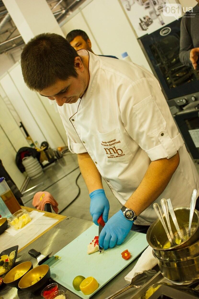 Шеф-повара запорожских ресторанов провели мастер-класс для горожан: как это было, - ФОТОРЕПОРТАЖ, фото-1