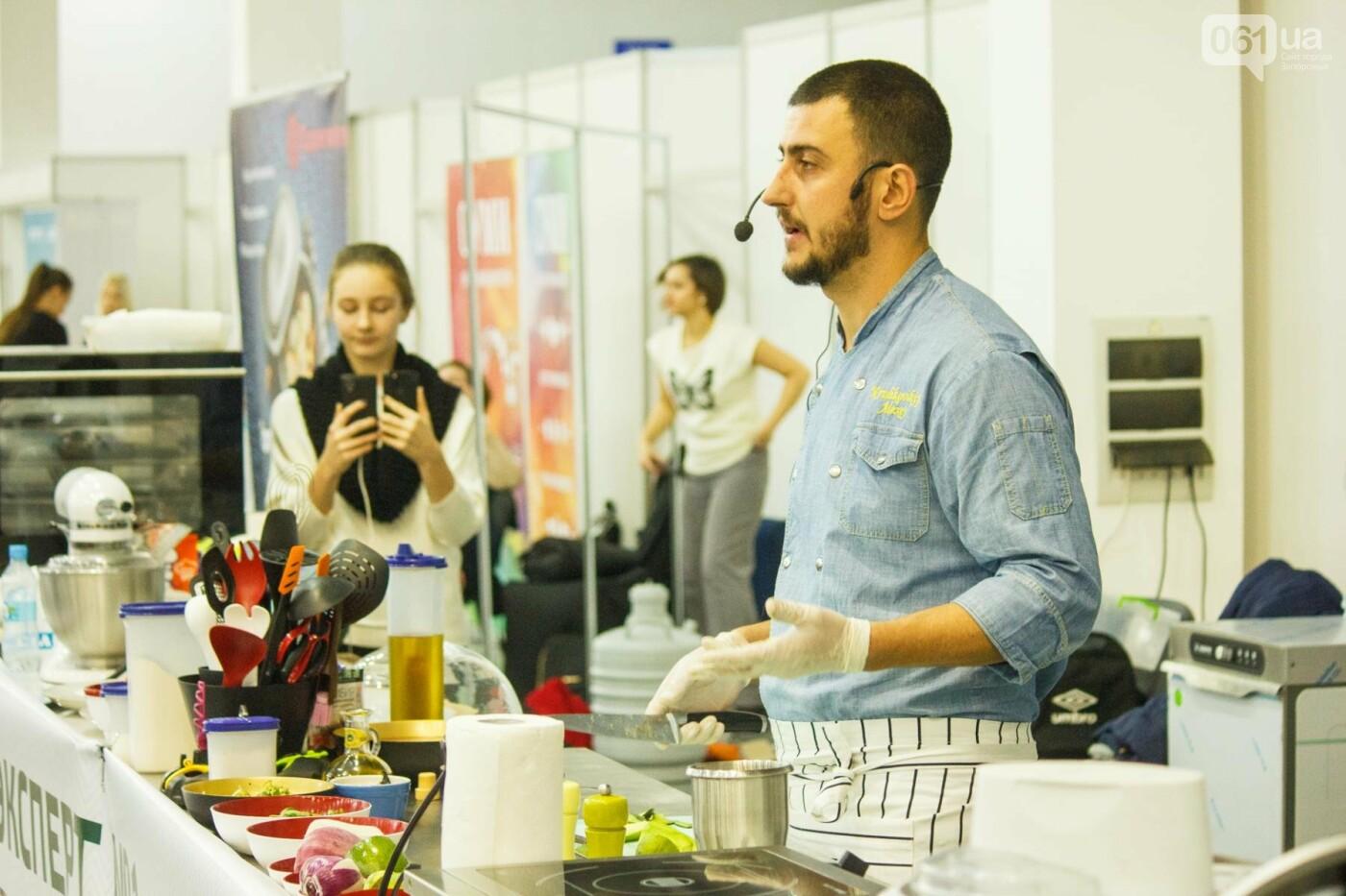 Шеф-повара запорожских ресторанов провели мастер-класс для горожан: как это было, - ФОТОРЕПОРТАЖ, фото-20