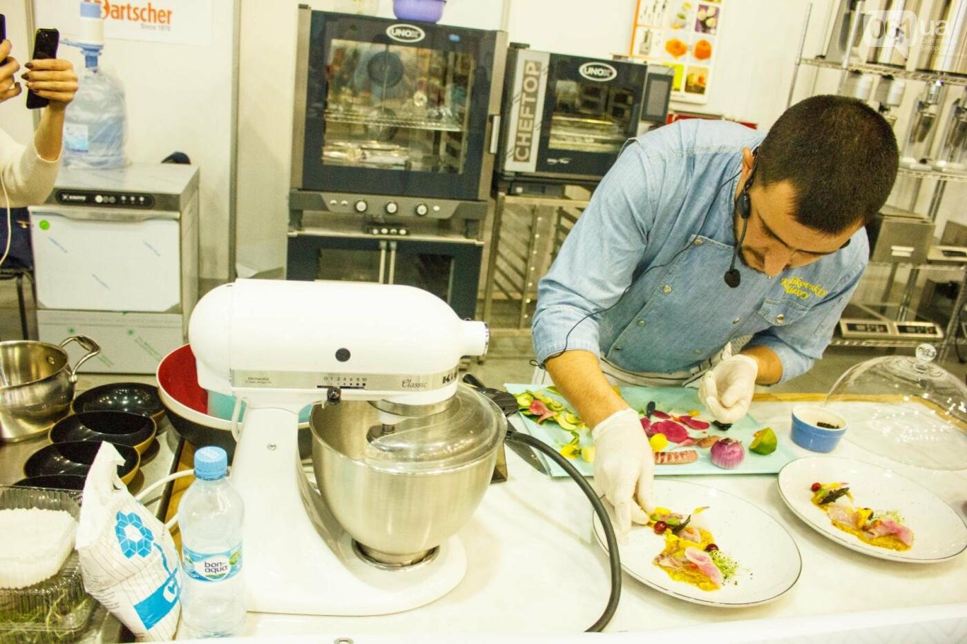 Шеф-повара запорожских ресторанов провели мастер-класс для горожан: как это было, - ФОТОРЕПОРТАЖ, фото-67