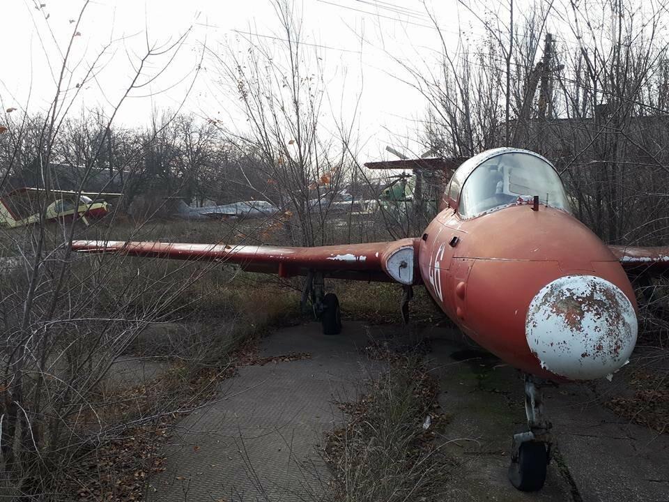 Разбитые самолеты и трава по колено: как сейчас выглядит аэродром в Широком, - ФОТО , фото-19