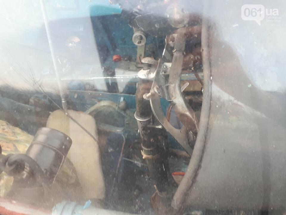 Разбитые самолеты и трава по колено: как сейчас выглядит аэродром в Широком, - ФОТО , фото-21