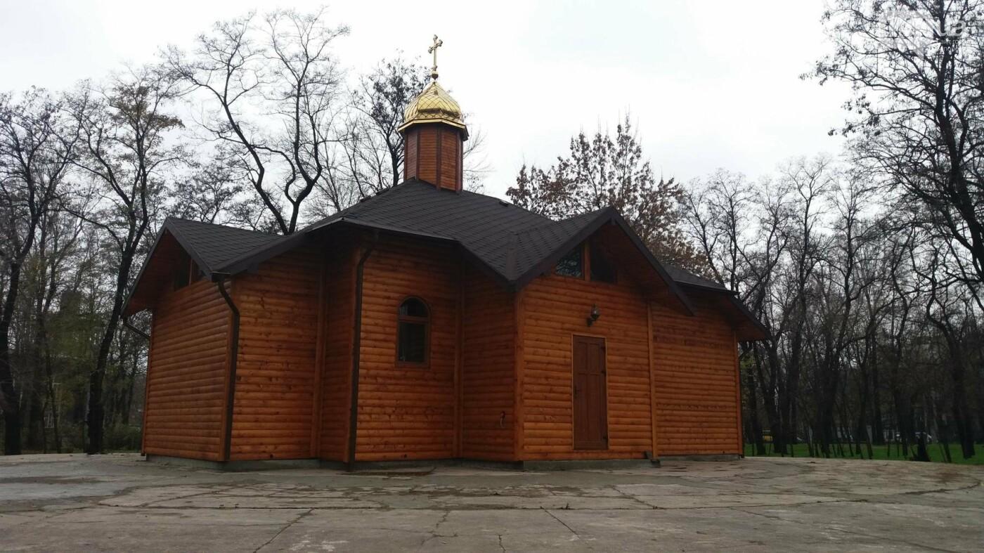 В Запорожье возле ДК «ЗалК» построили греко-католический храм: сегодня состоится открытие, — ФОТОРЕПОРТАЖ, фото-4