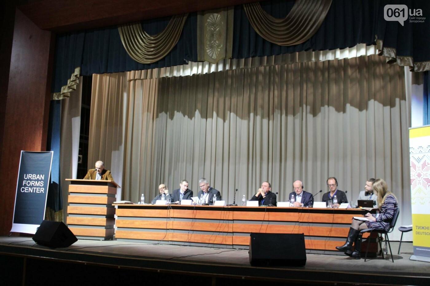 Спасти Соцгород: немецкие и украинские архитекторы подписали резолюцию для запорожской власти, - ФОТОРЕПОРТАЖ, фото-7