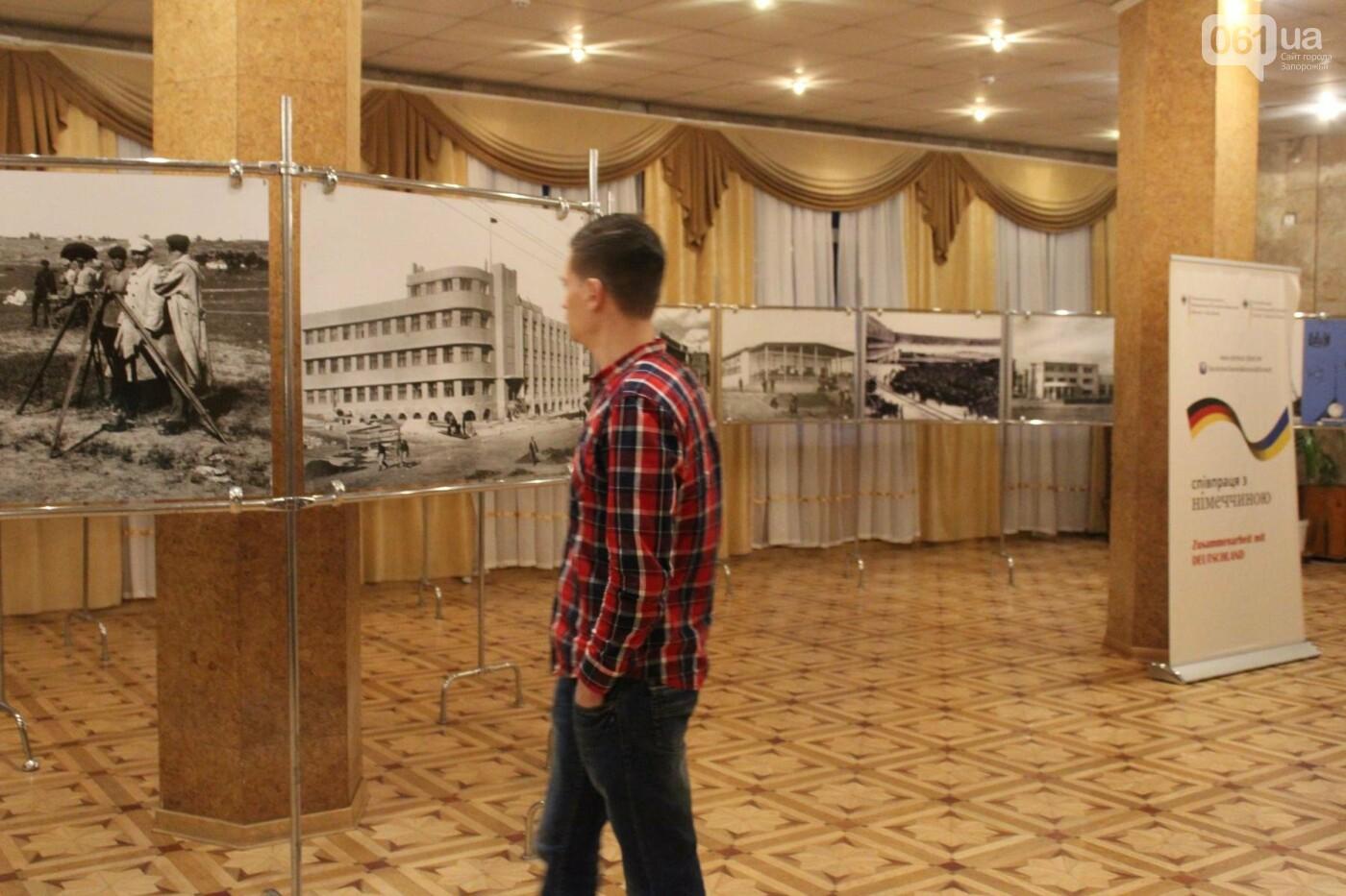 Спасти Соцгород: немецкие и украинские архитекторы подписали резолюцию для запорожской власти, - ФОТОРЕПОРТАЖ, фото-12