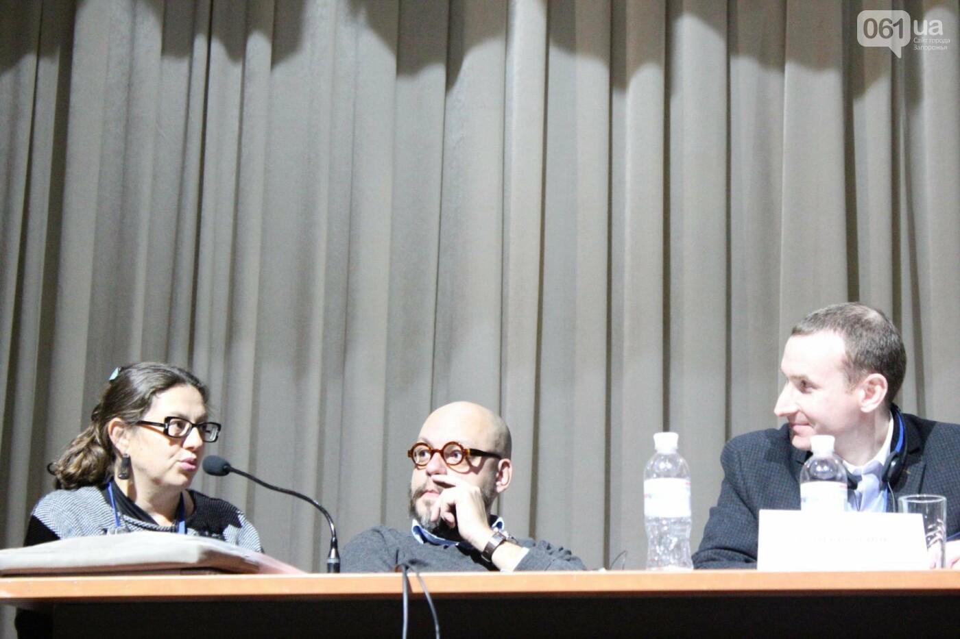 Спасти Соцгород: немецкие и украинские архитекторы подписали резолюцию для запорожской власти, - ФОТОРЕПОРТАЖ, фото-13