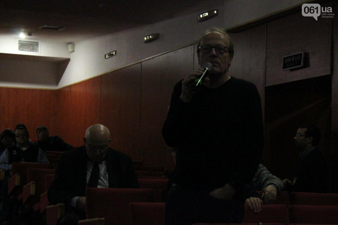 Спасти Соцгород: немецкие и украинские архитекторы подписали резолюцию для запорожской власти, - ФОТОРЕПОРТАЖ, фото-18