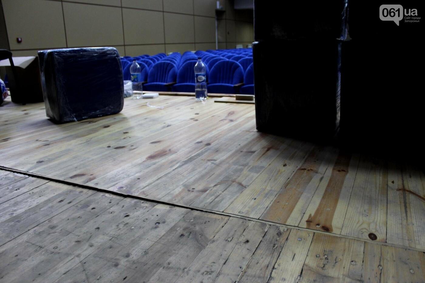 Чем живет запорожский центр молодежи: новый концертный зал, коворкинг и остатки пропагандистского прошлого, - ФОТОРЕПОРТАЖ, фото-10