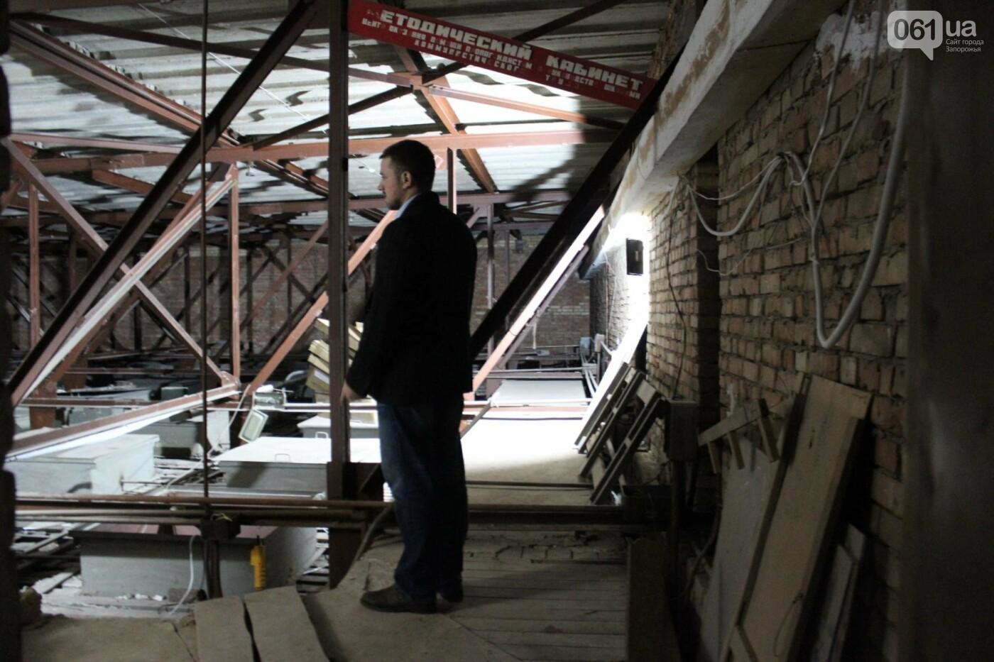 Чем живет запорожский центр молодежи: новый концертный зал, коворкинг и остатки пропагандистского прошлого, - ФОТОРЕПОРТАЖ, фото-21
