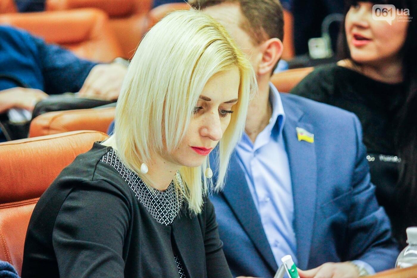 Сессия запорожского горсовета в лицах, - ФОТОРЕПОРТАЖ, фото-46