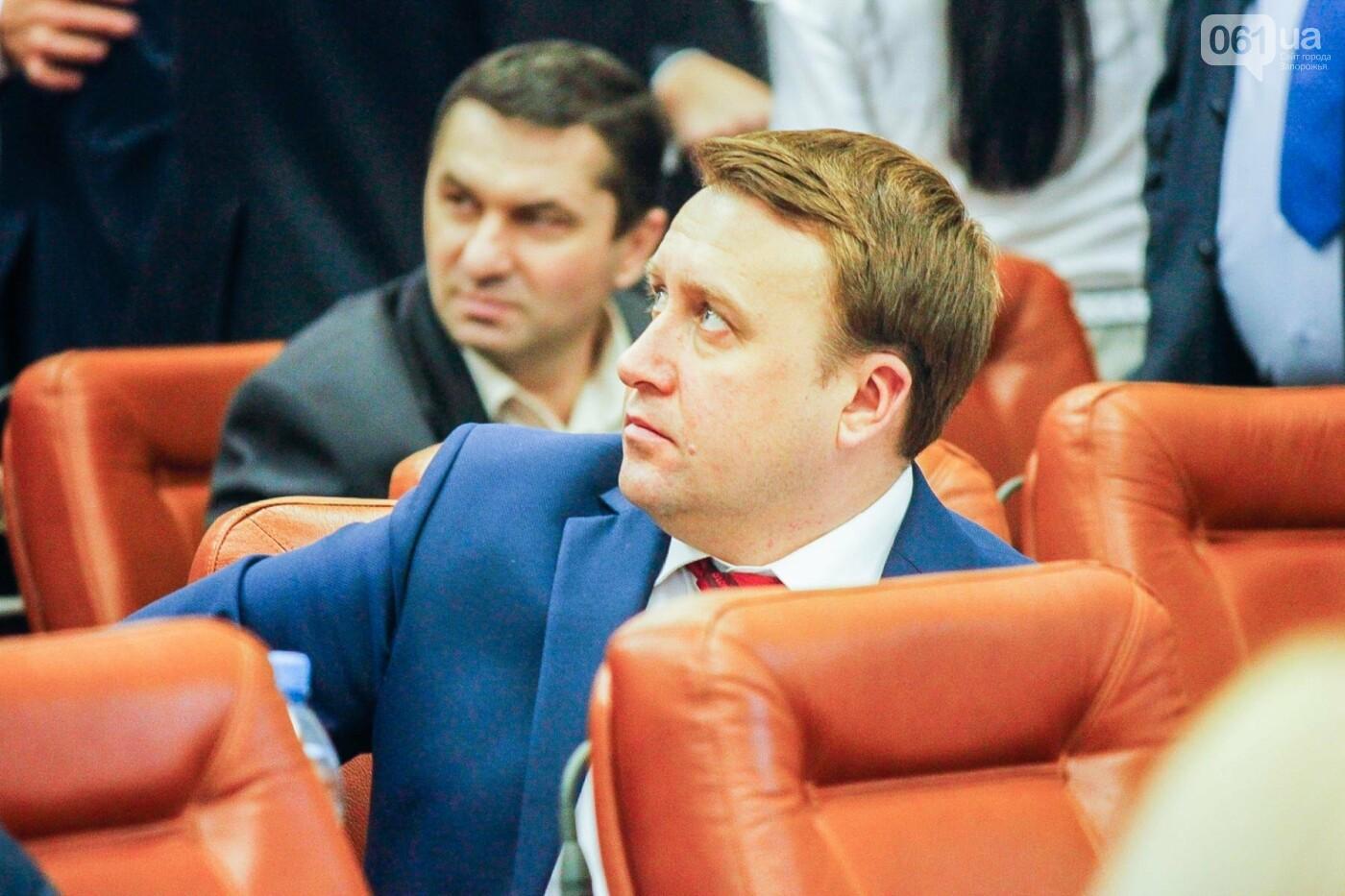 Сессия запорожского горсовета в лицах, - ФОТОРЕПОРТАЖ, фото-41