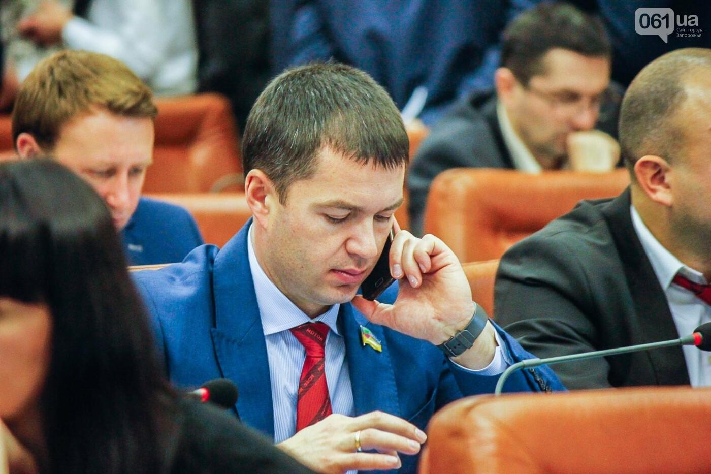 Сессия запорожского горсовета в лицах, - ФОТОРЕПОРТАЖ, фото-33