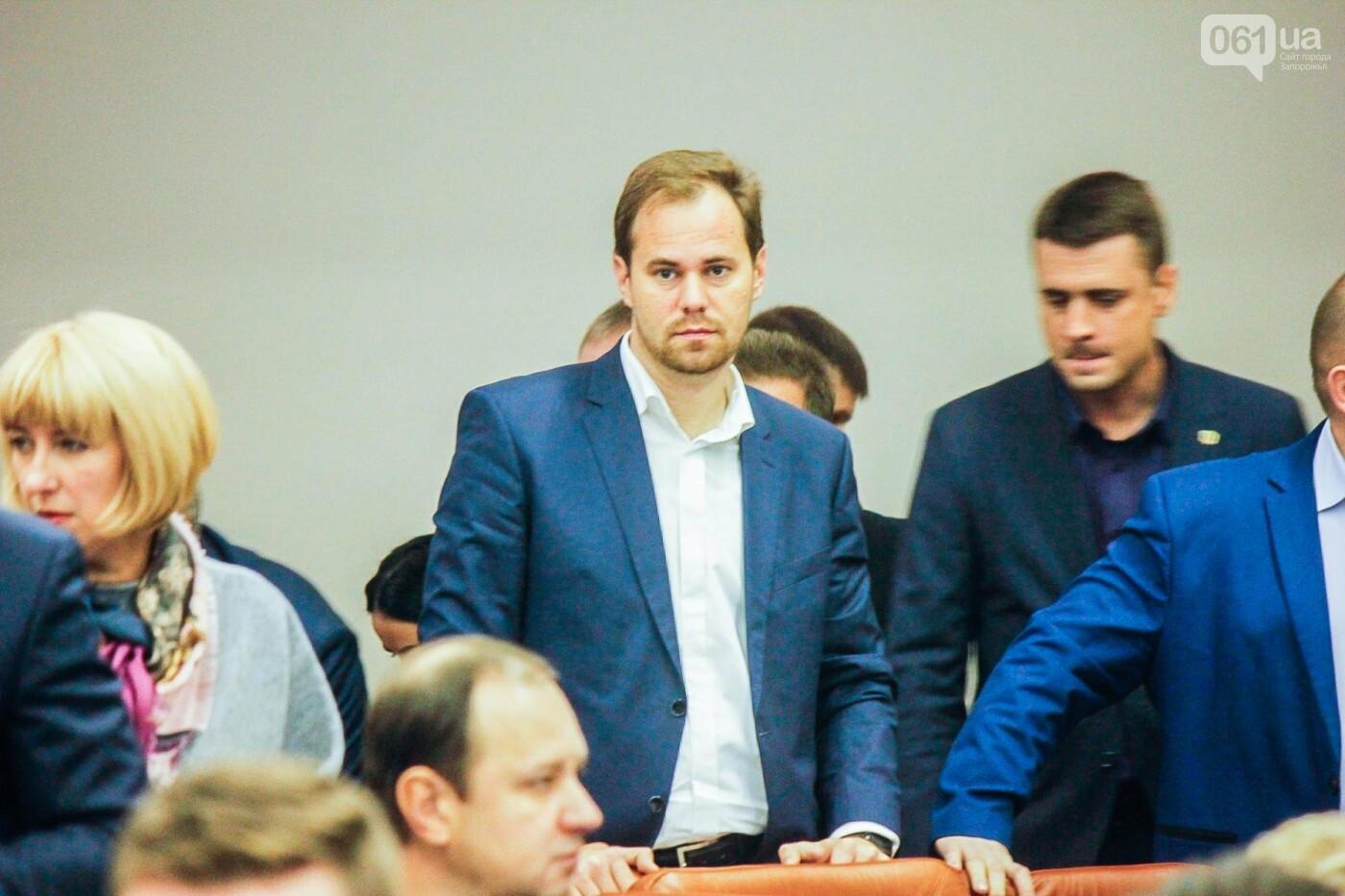 Сессия запорожского горсовета в лицах, - ФОТОРЕПОРТАЖ, фото-23