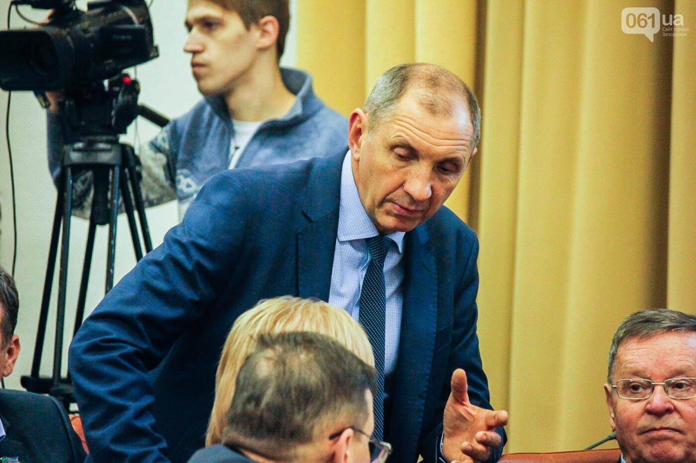 Сессия запорожского горсовета в лицах, - ФОТОРЕПОРТАЖ, фото-55