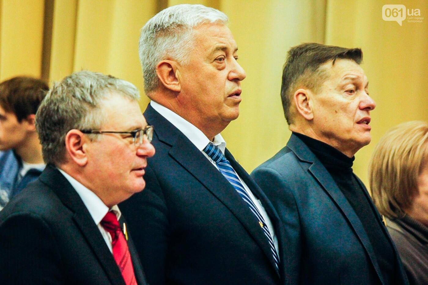 Сессия запорожского горсовета в лицах, - ФОТОРЕПОРТАЖ, фото-56