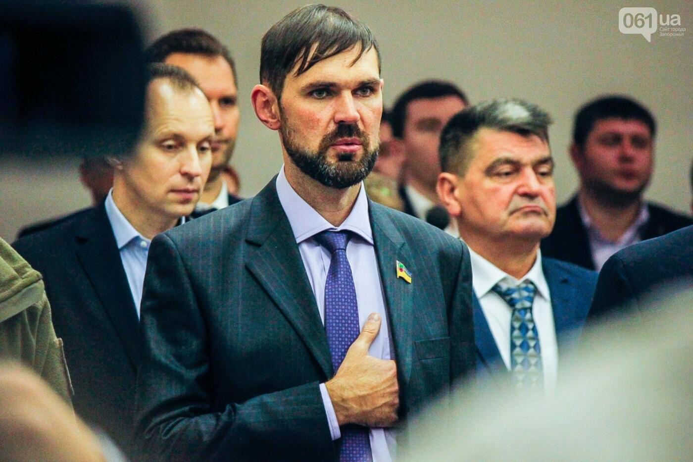 Сессия запорожского горсовета в лицах, - ФОТОРЕПОРТАЖ, фото-64
