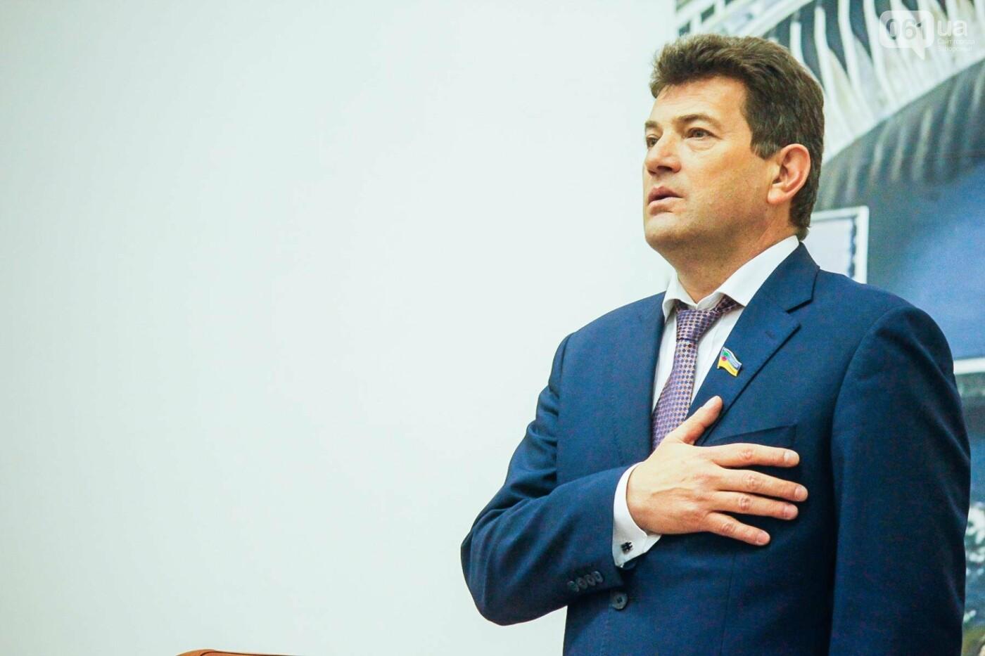 Сессия запорожского горсовета в лицах, - ФОТОРЕПОРТАЖ, фото-3