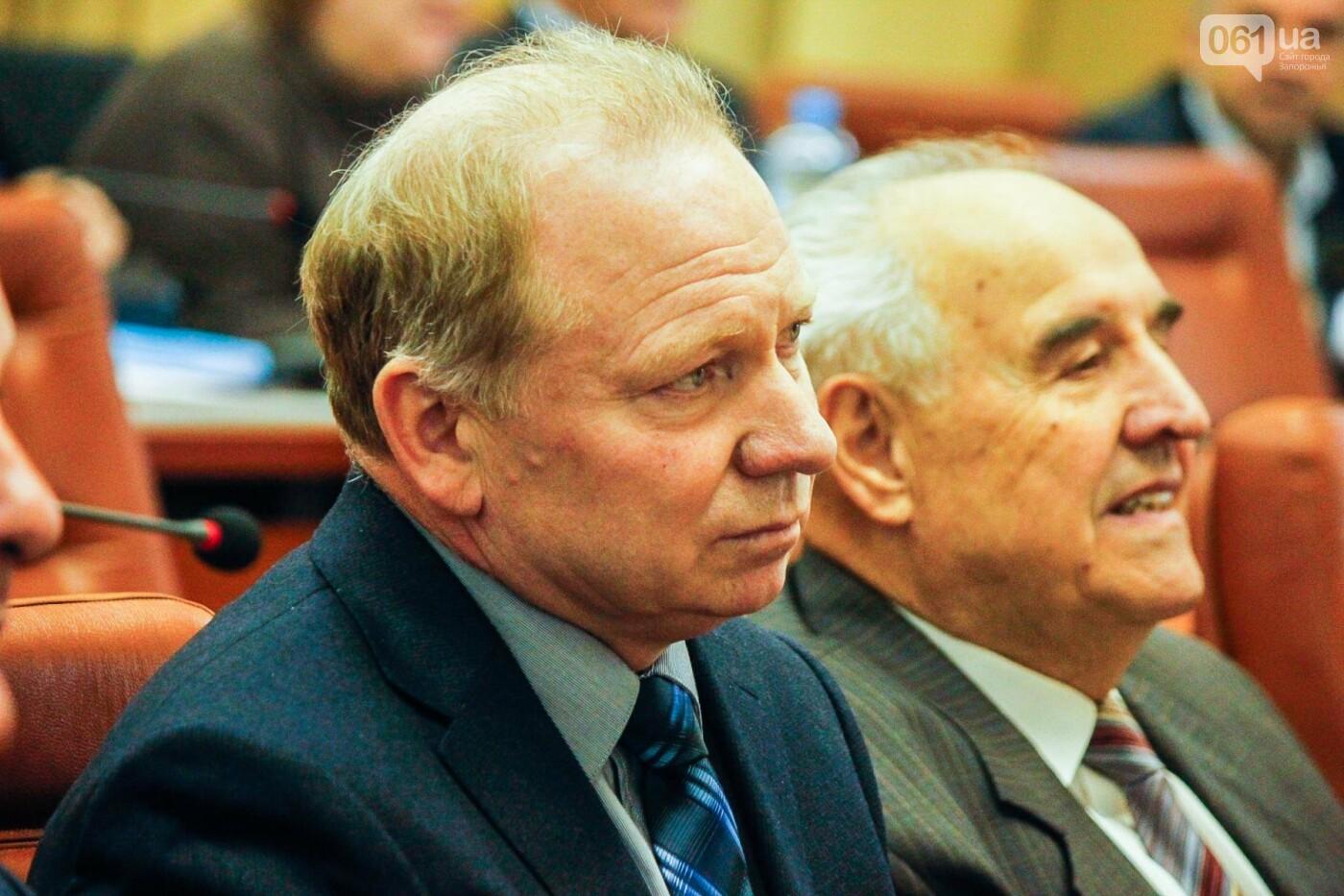 Сессия запорожского горсовета в лицах, - ФОТОРЕПОРТАЖ, фото-49