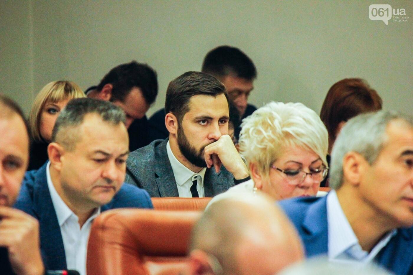Сессия запорожского горсовета в лицах, - ФОТОРЕПОРТАЖ, фото-38
