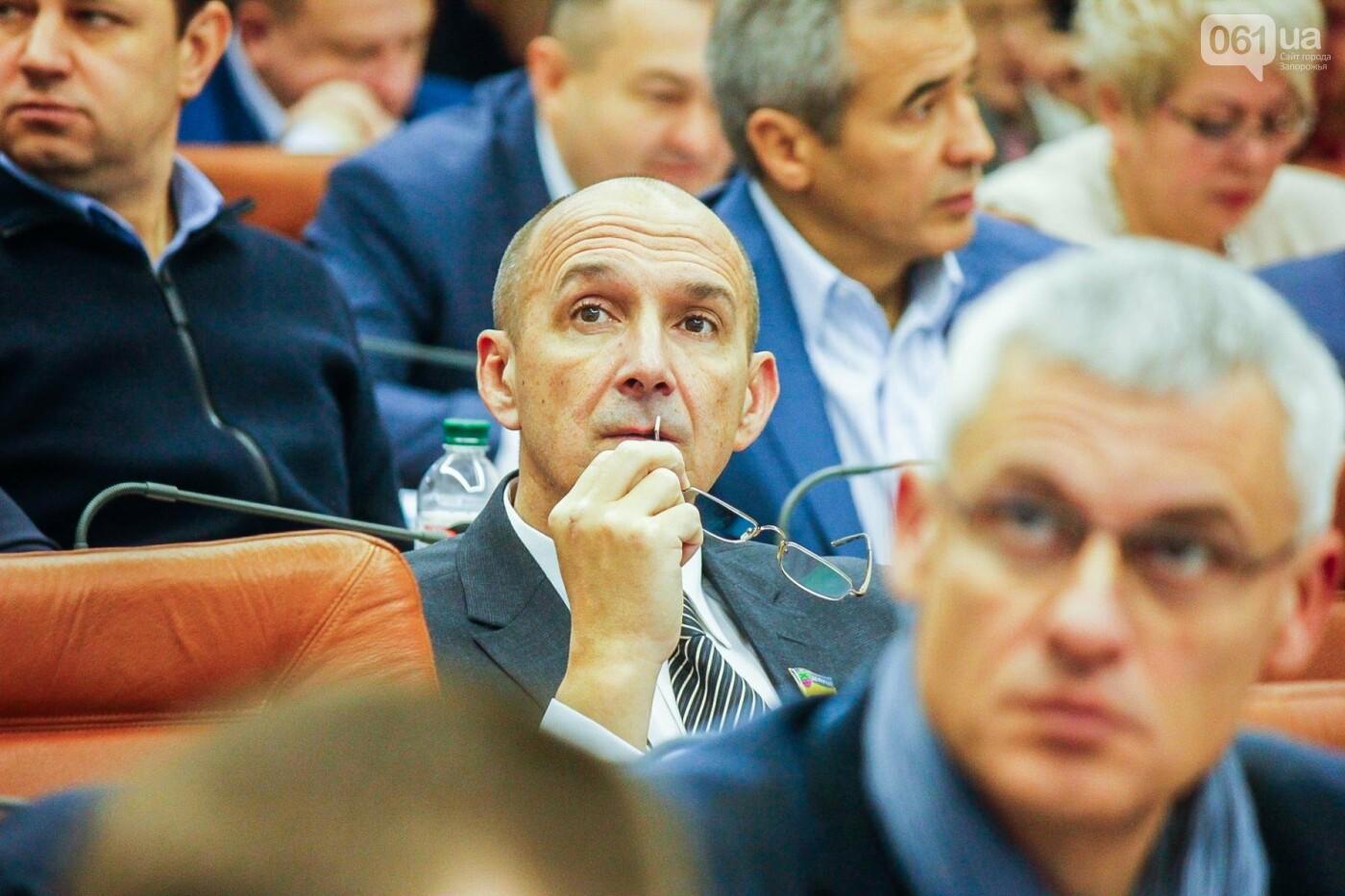 Сессия запорожского горсовета в лицах, - ФОТОРЕПОРТАЖ, фото-20