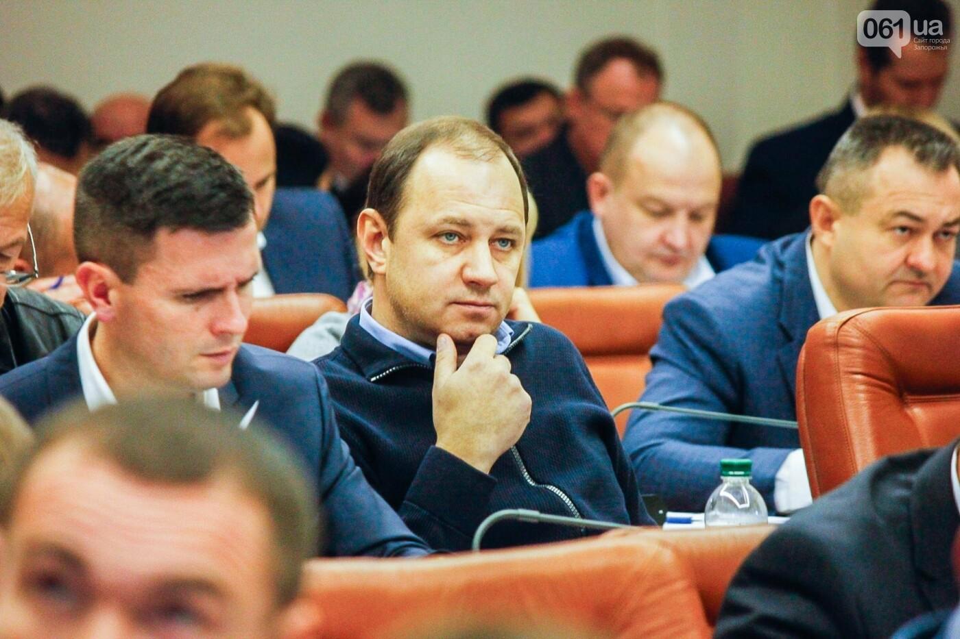 Сессия запорожского горсовета в лицах, - ФОТОРЕПОРТАЖ, фото-50